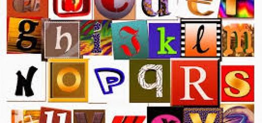 abécédaires et alphabet