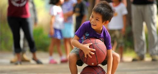 de l'importance de l'exercice physique pour les enfants