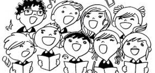 comptines et chant avec enfants
