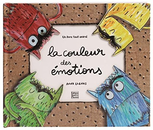 La couleur des émotions : un livre incontournable pour les jeunes enfants