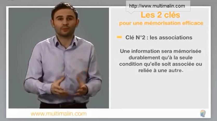 associations et techniques de mémorisation