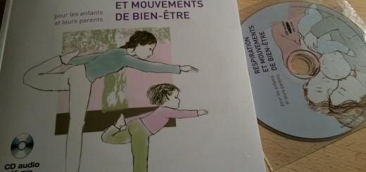 Respiration et mouvements de bien-être pour les enfants et leurs parents