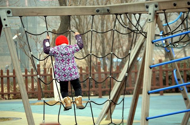 bouger avec les enfants jeux de plein air