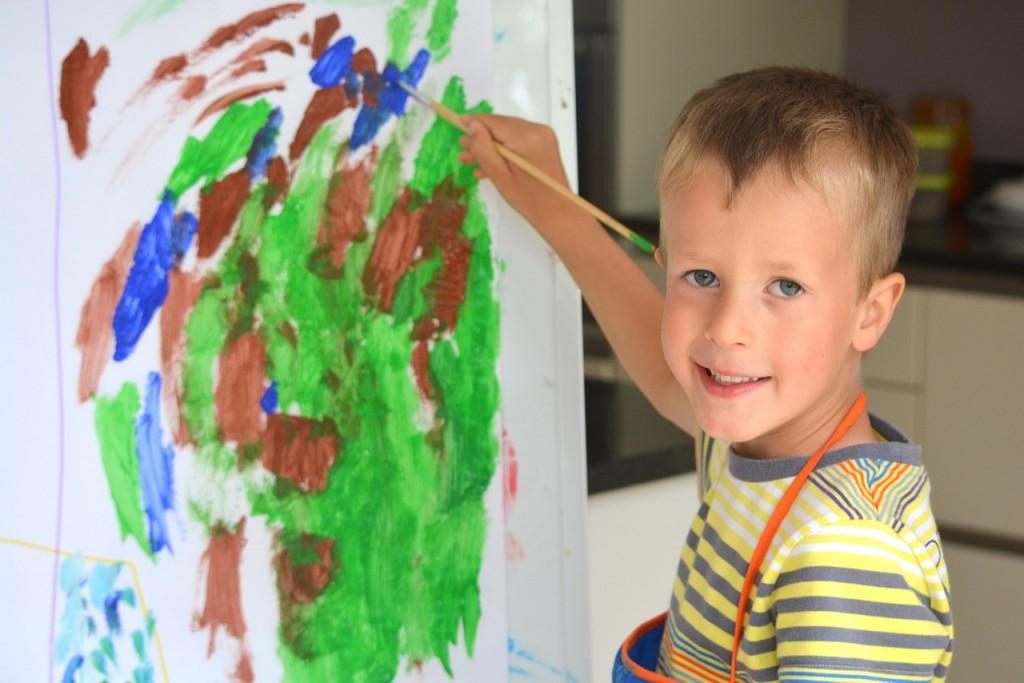 comment valoriser un dessin d'enfant sans le complimenter