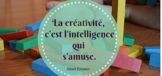 la créativité c'est l'intelligence qui s'amuse citation einstein