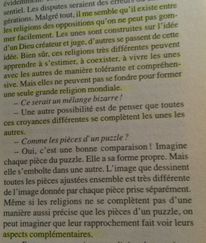 les religions expliquées aux enfants