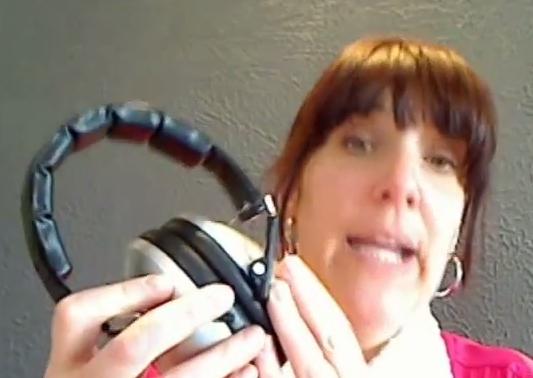 boite à émotions casque écouteurs