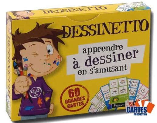 Dessinetto Le Jeu Pour Apprendre Dessiner D S La Maternelle