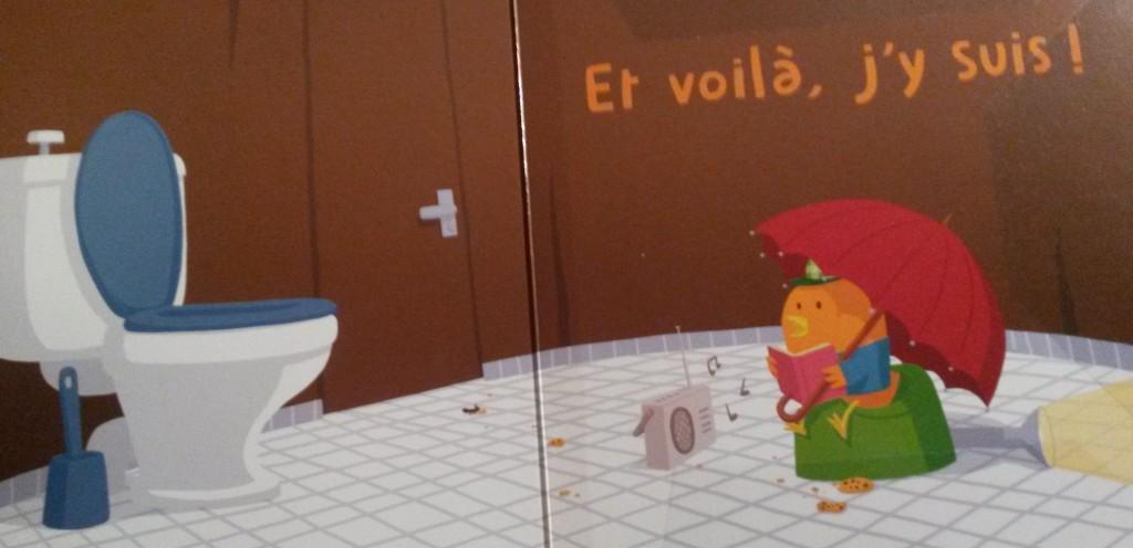 j'y vais propreté apprentissage propreté enfant