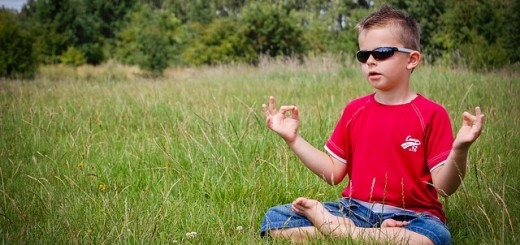 méditation de pleine conscience enfant