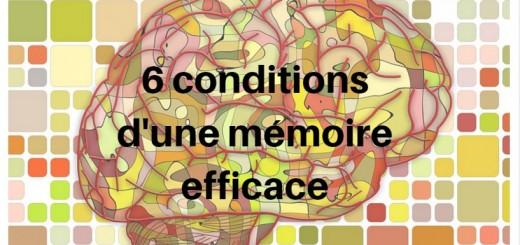 mémoire efficace