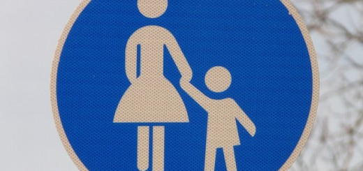 l'histoire de la petite fille qui voulait traverser la route toute seule