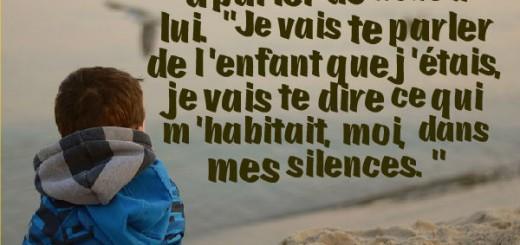 un enfant qui ne parle pas c'est une invitation à parler citation jacques salomé