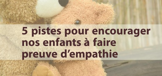 empathie enfant