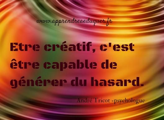 citation sur la créativité