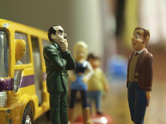 le jeu du bus