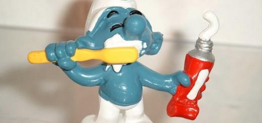 brossage de dents enfants lâcher prise