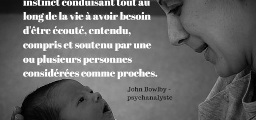 citation attachement enfant
