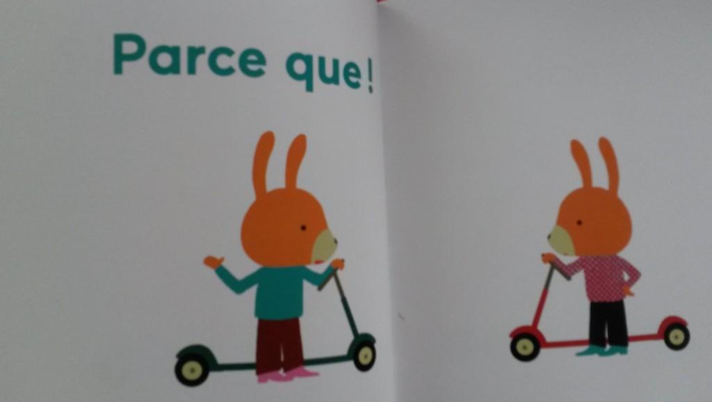 la dispute livre enfants