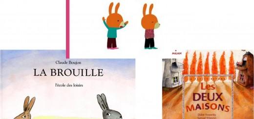 livres disputes enfants