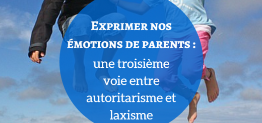 émotions des parents