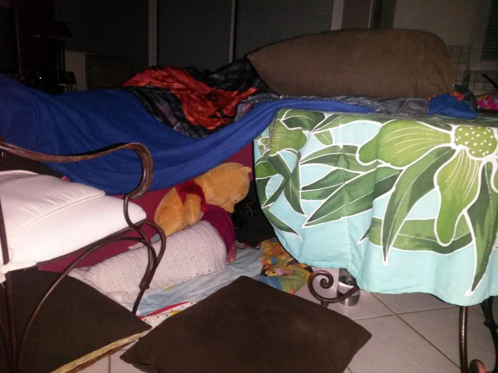 problème coucher enfant