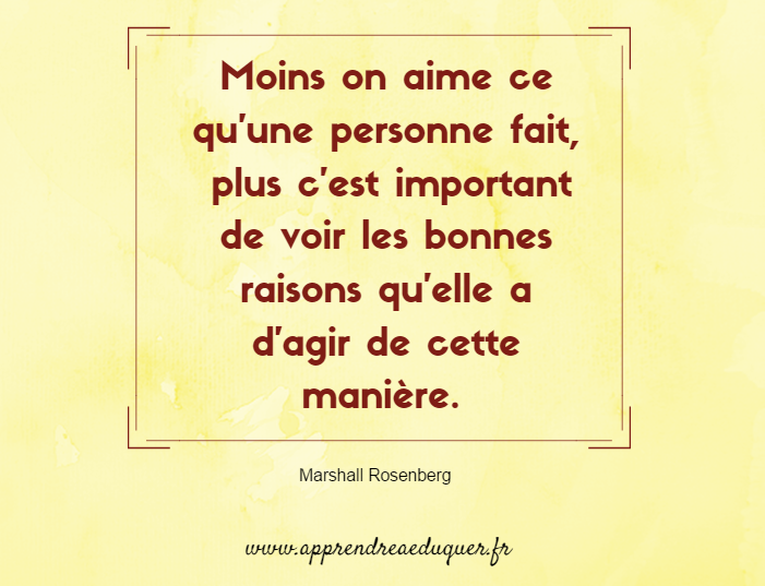 citation marshall rosenberg éducation