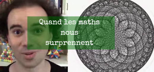 maths nous surprennent