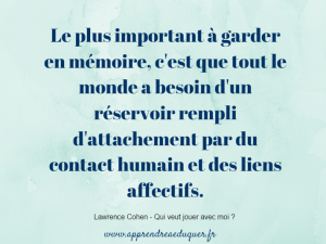 citation parentalité ludique