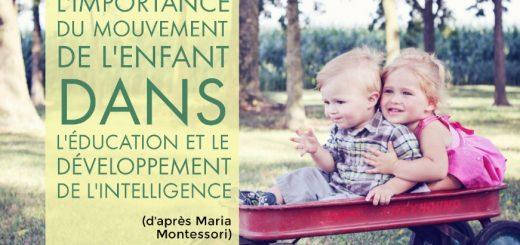 mouvement enfants éducation