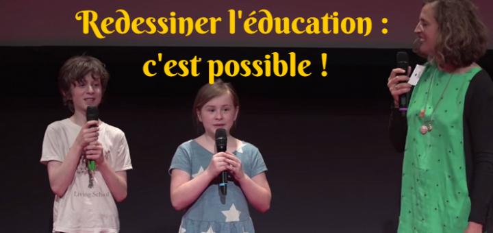 redessiner l'éducation
