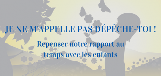repenser rapport au temps