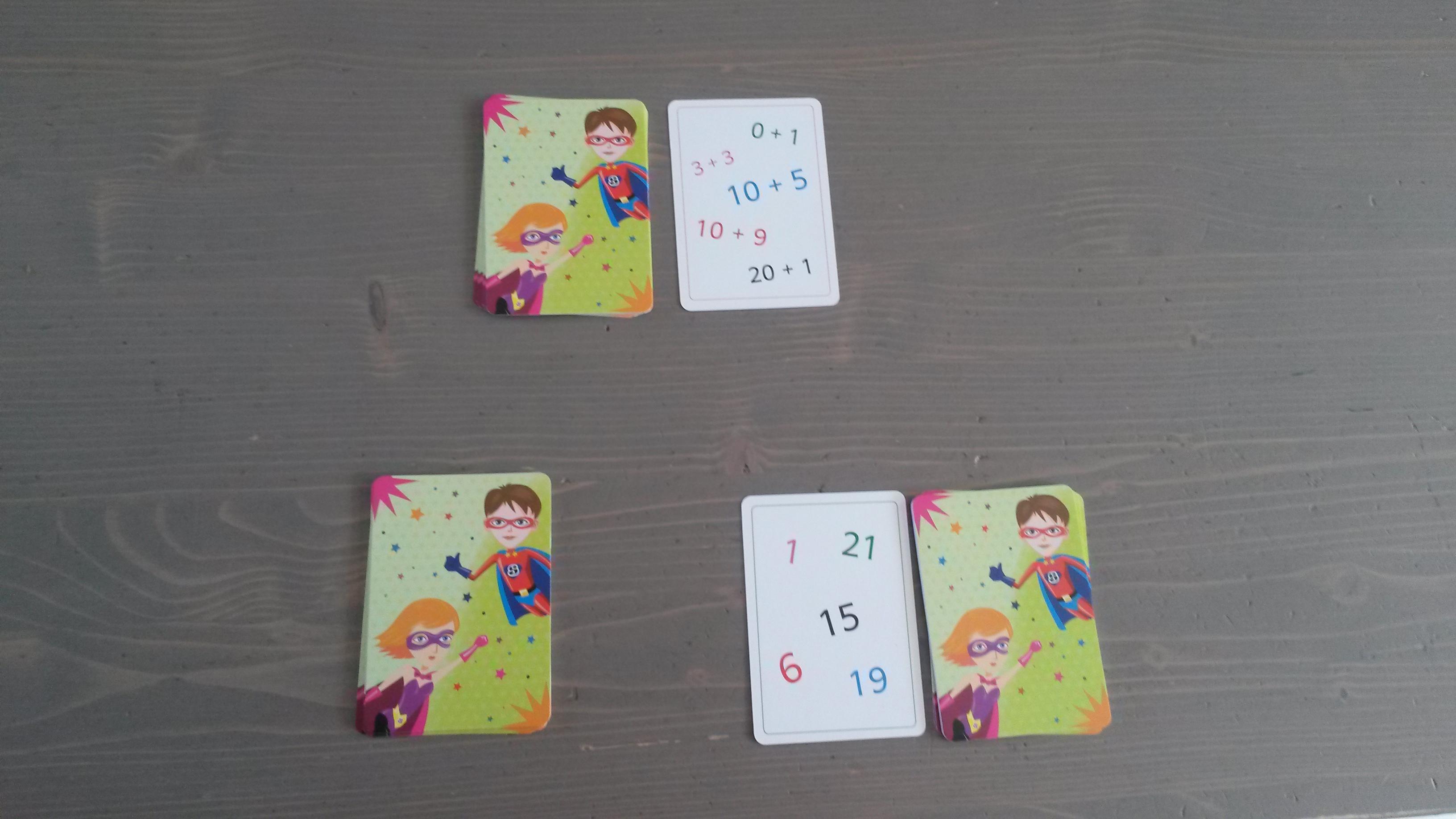 Un Jeu Pour Apprendre Les Tables D 39 Addition