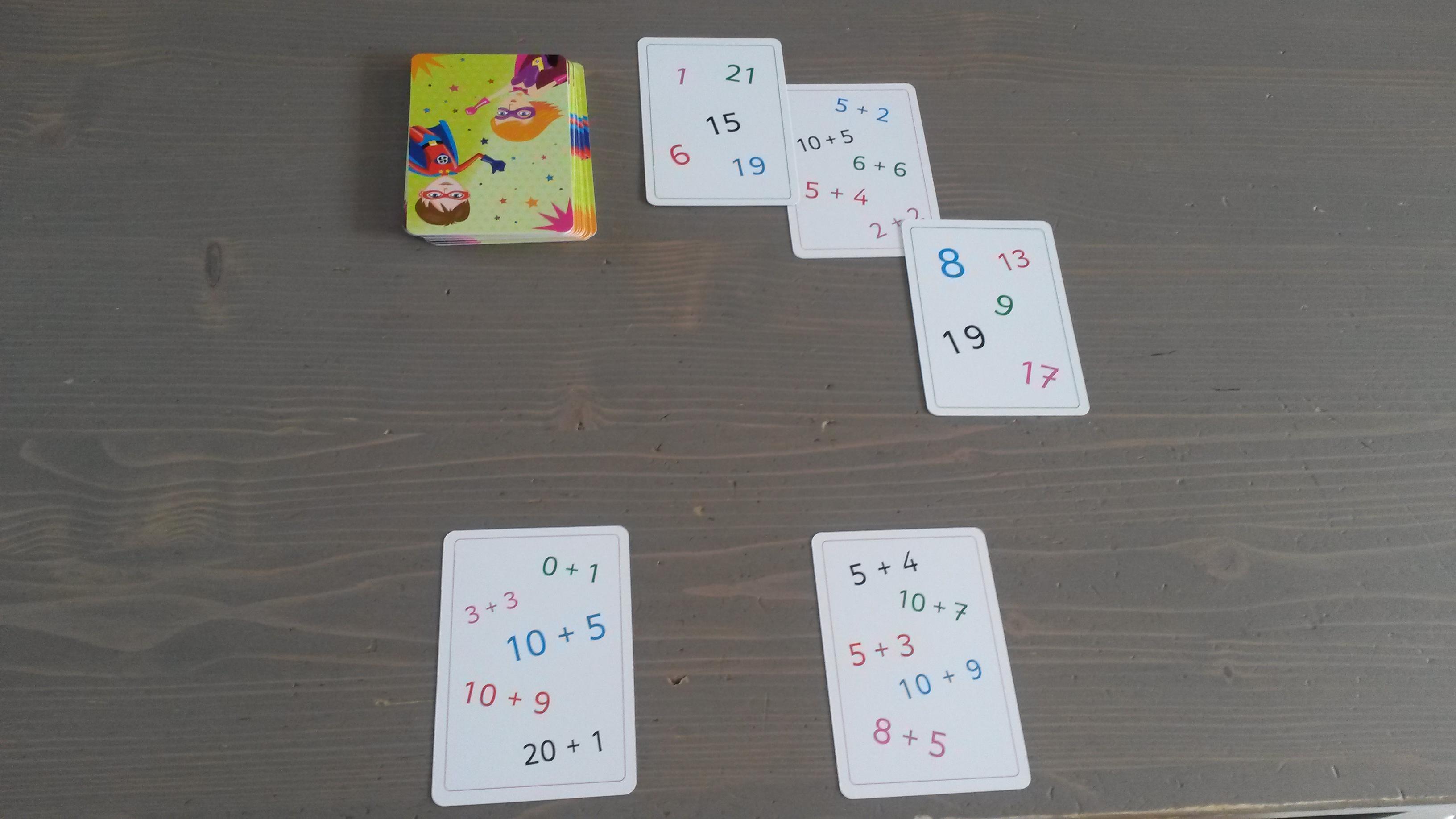 un jeu pour apprendre les tables d 39 addition. Black Bedroom Furniture Sets. Home Design Ideas