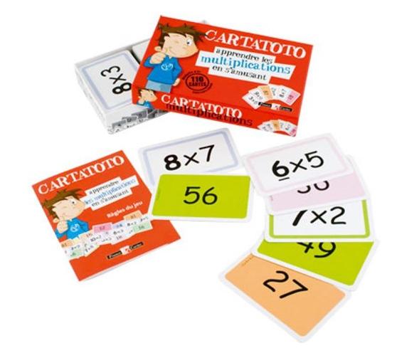 13 Mani Res D 39 Apprendre Les Tables De Multiplication Autrement