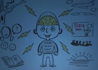 cerveau apprendre à l'école