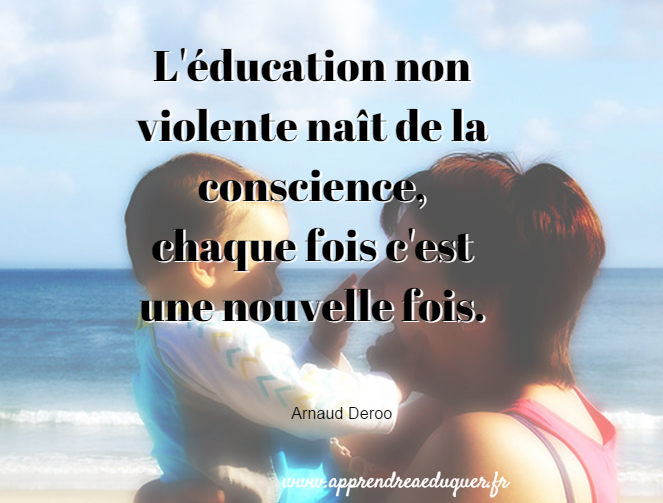 citation éducation non violente
