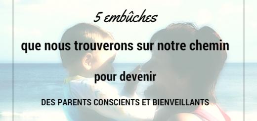parents conscients et bienveillants
