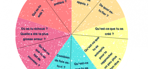 roue psychologie positive