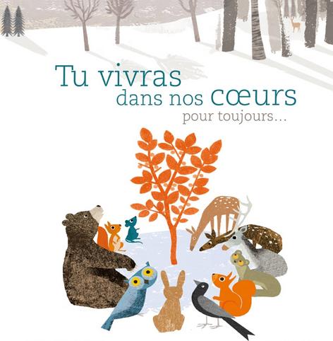 10 livres sensibles et justes pour accompagner les enfants for Dans nos coeurs cantal