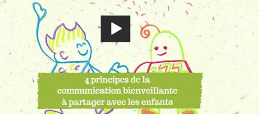 communication bienveillante pour les enfants