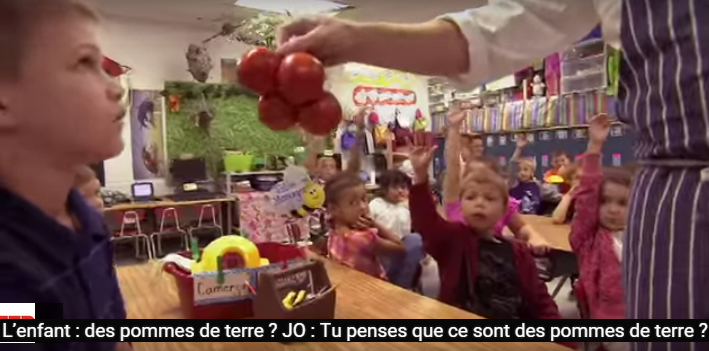 éducation nutritionnelle