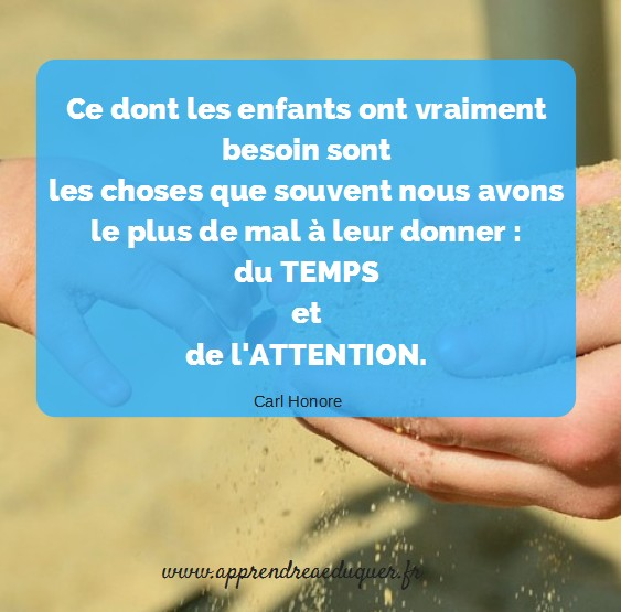 citation parentalité positive