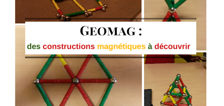 jouets geomag construction
