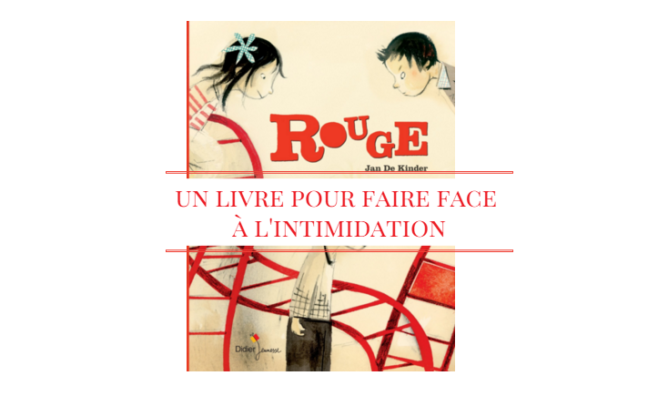 livre rouge jan de kinder