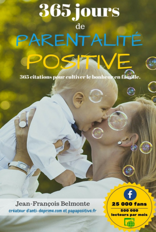 365 citations de parentalité positive (format papier et Ebook)