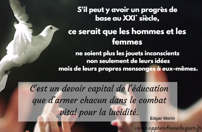 citation edgar morin