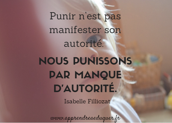 citation punition