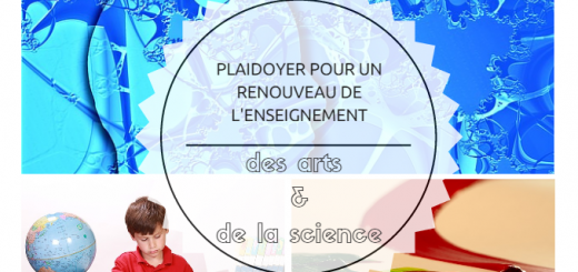 enseignement art science