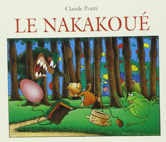 le nakakoué